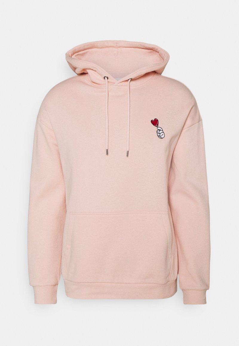 YOURTURN - UNISEX - Hoodie - pink