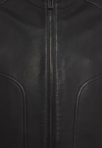 HUGO - LONOS - Leather jacket - black - 7