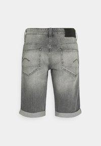 G-Star - Jeansshorts - black stretch denim - 6