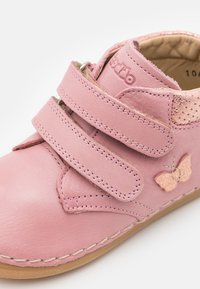 Froddo - PAIX BUTTERFLY - Touch-strap shoes - pink - 5
