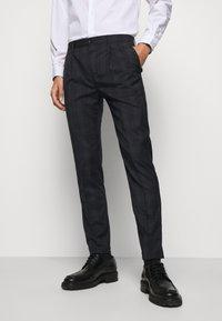 PS Paul Smith - Suit trousers - dark blue - 3
