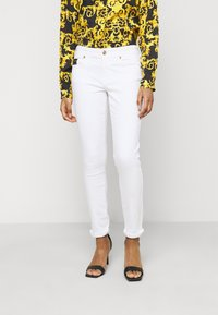 Versace Jeans Couture - Jeans Skinny Fit - optical white - 0