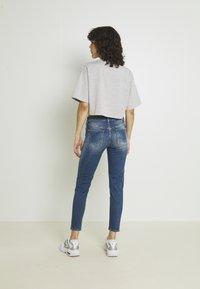 Le Temps Des Cerises - POWER - Jeans Skinny Fit - blue - 2