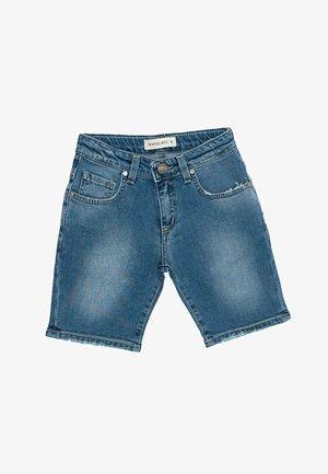 Jeansshort - azzurro