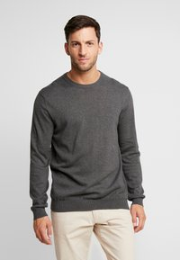Esprit - CREW - Jumper - dark grey - 0