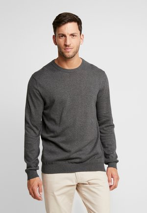 CREW - Strickpullover - dark grey