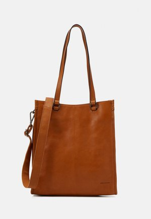 FERN - Shopping bag - caramel