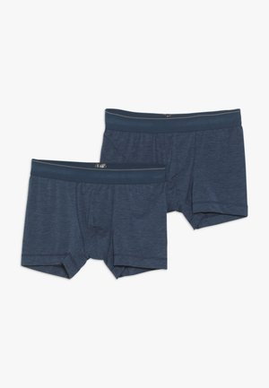 PERSONAL FIT 2 PACK - Boxerky - dark blue