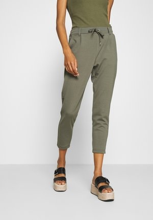 ELISE - Trousers - olive