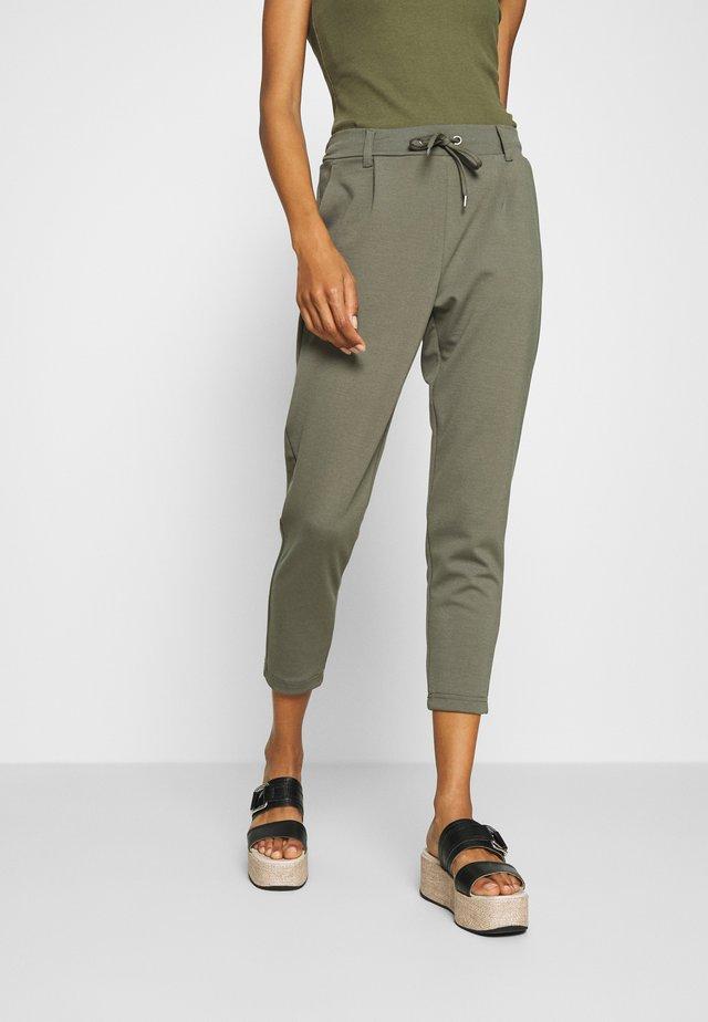 ELISE - Pantalon classique - olive