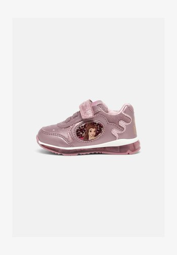 DISNEY PRINCESS BELLE BABY TODO GIRL - Trainers - dark pink