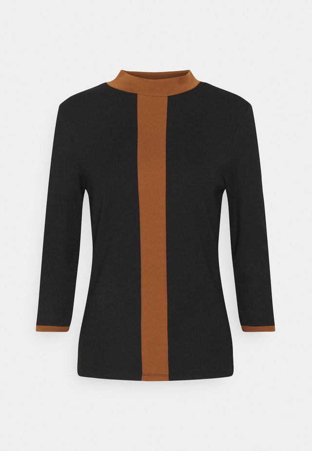 ECOVERO  - Long sleeved top - toffee