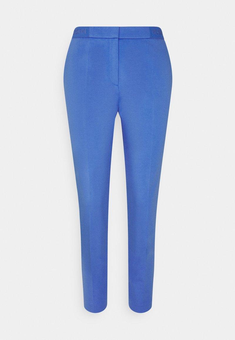 HUGO - HEFENA - Kalhoty - blue