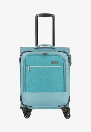 ARONA - Wheeled suitcase - aqua