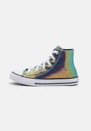CHUCK TAYLOR ALL STAR IRIDESCENT GLITTER - Sneakers hoog - white/black