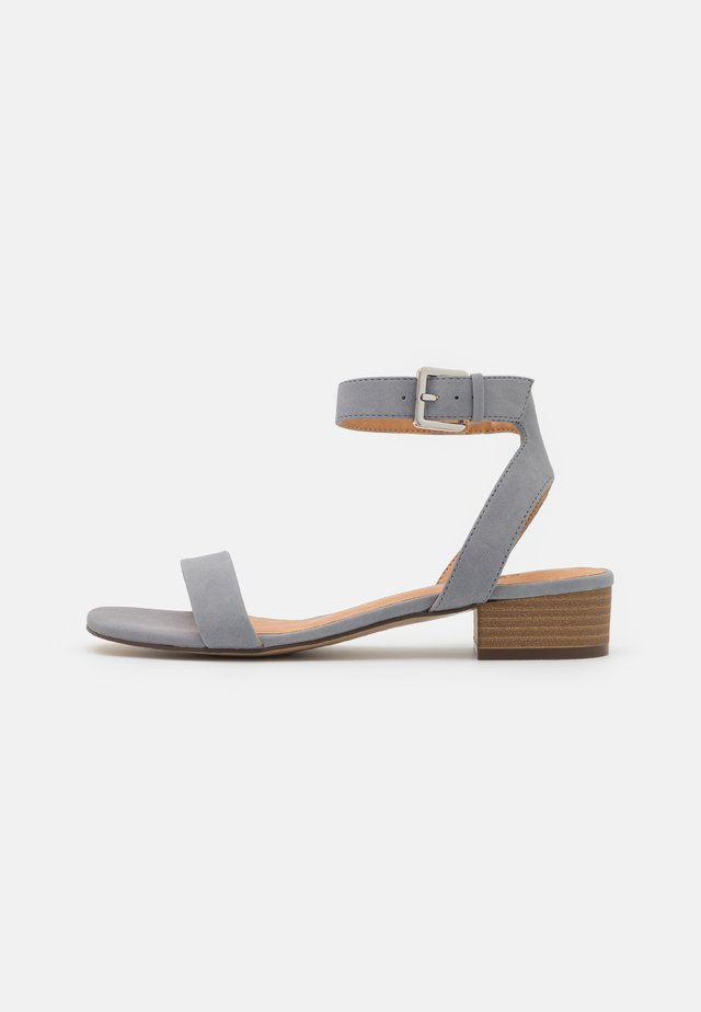 JOVI - Sandals - light blue