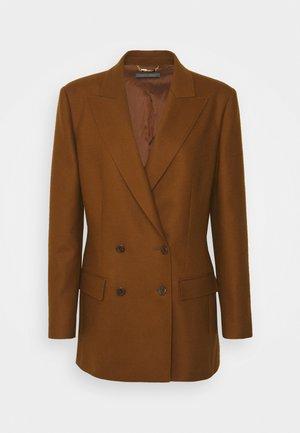 JACKET - Krátký kabát - brown