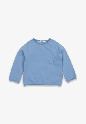 POCKET - Sweater - blue