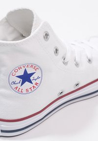 Converse - CHUCK TAYLOR ALL STAR  - High-top trainers - optical white - 5