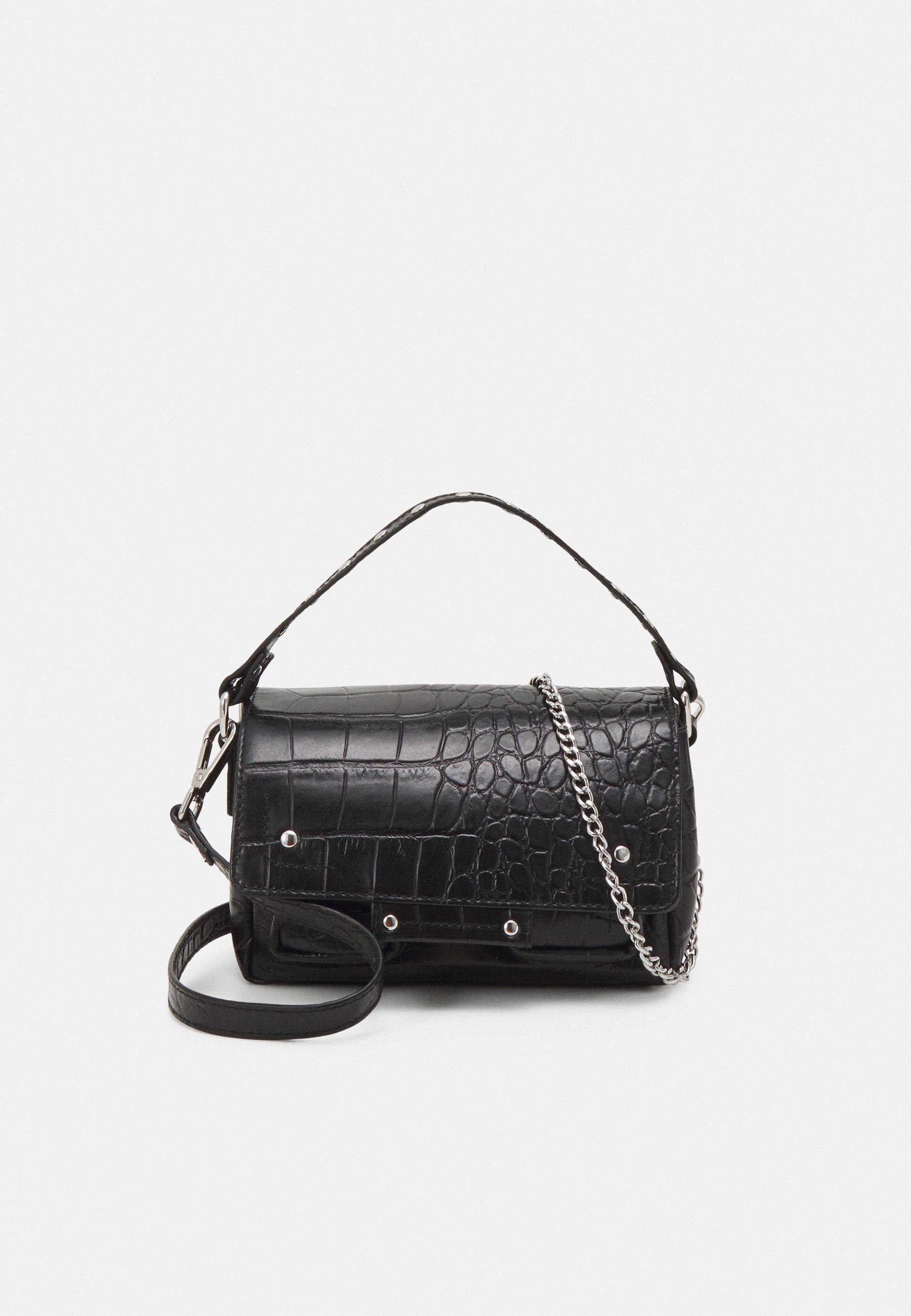 Damen SMALL HONEY CROCO DELUXE - Handtasche