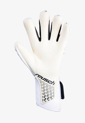 Goalkeeping gloves - weissschwarz