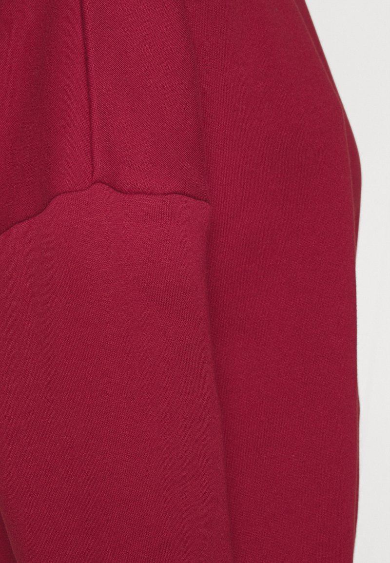 Even&Odd Oversized Crew Neck Sweatshirt - Sweatshirt - red/rot nfs3vy
