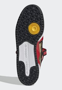 adidas Originals - FORUM LOW SIMPSONS DUFF UNISEX - Zapatillas - red/core black/ftwr white - 4