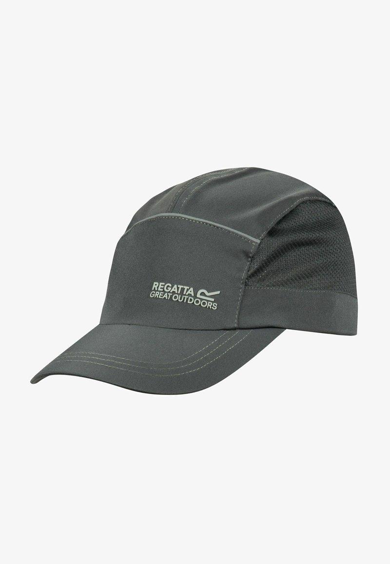 Regatta - Cap - seal grey