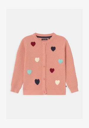 GIRLS  - Cardigan - coral cloud