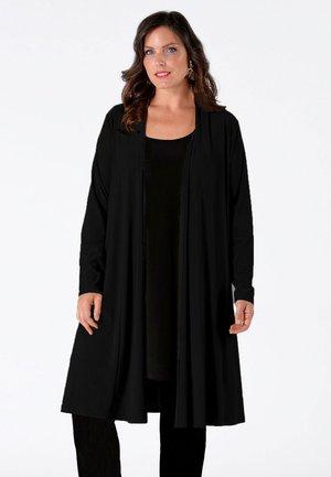 LONG FIT - Cardigan - black