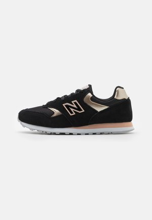 WL393 - Sneakers laag - black/gold