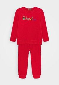 Benetton - BASIC BOY SET - Sweater - red - 0
