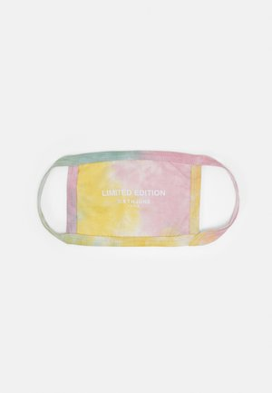 TIE DYE WITH LIMITED EDITION - Community mask - pink