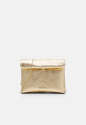 LOLA - Torba na ramię - pale gold
