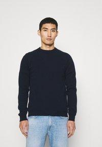 Wool & Co - Jumper - blu navy - 0