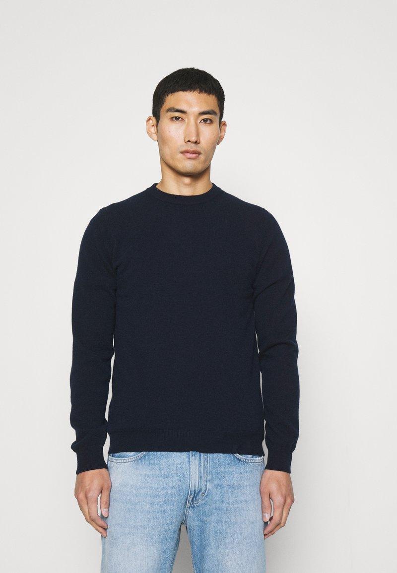 Wool & Co - Jumper - blu navy