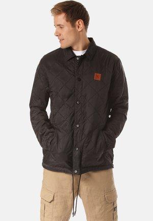 STAY TRUE - Light jacket - black