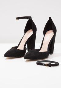 ALDO - NICHOLES - High heels - black - 7