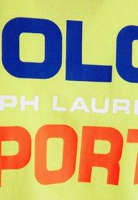 Polo Ralph Lauren - T-shirt con stampa - bright pear - 6