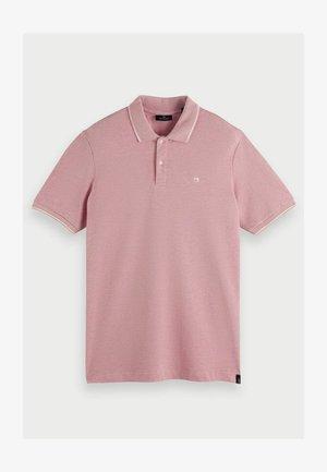 Polo - wild pink melange