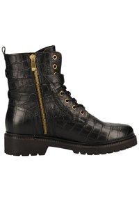 Scapa - Cowboy/biker ankle boot - noir 902 - 6