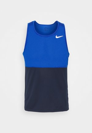RUN TANK - Top - game royal/obsidian/silver