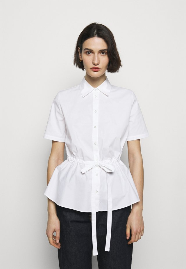 EZINA - Hemdbluse - white