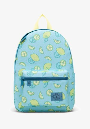 EDISON - School bag - lime