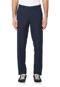 s.Oliver BLACK LABEL - Trousers - dark blue - 0