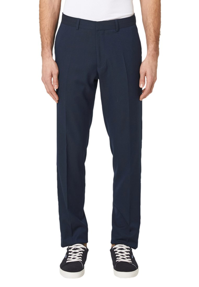 s.Oliver BLACK LABEL - Trousers - dark blue
