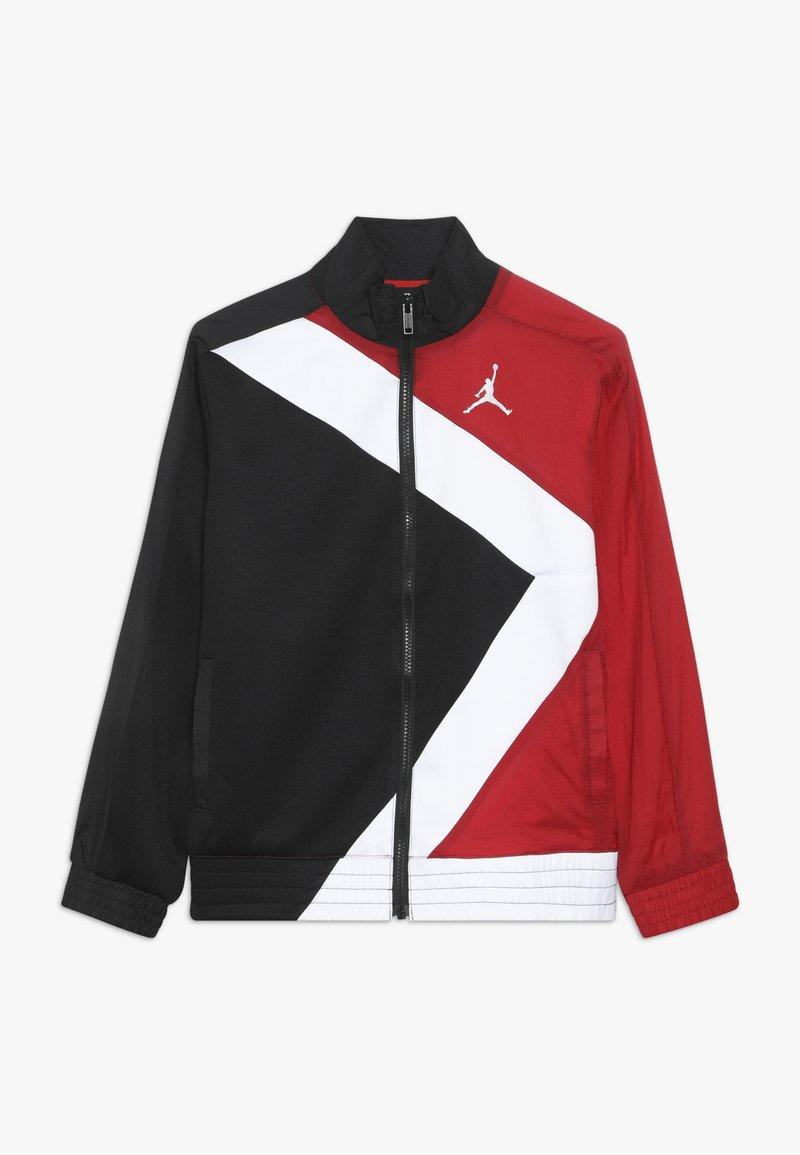 Jordan - WINGS SIDELINE JACKET - Sportovní bunda - gym red