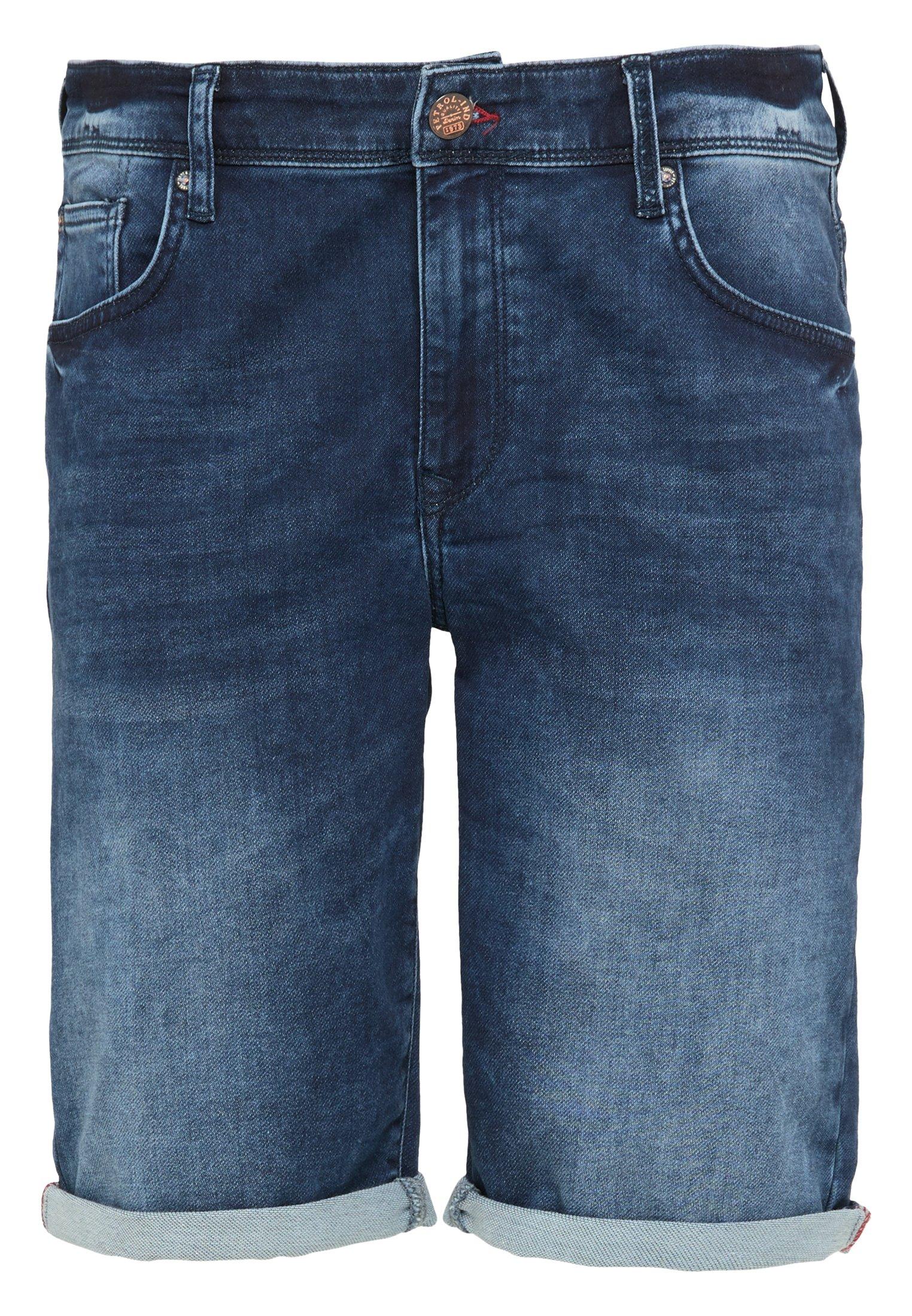 Petrol Industries Shorts - Jeans Black Stone
