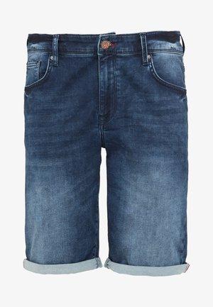 SHORTS - Denim shorts - deep blue sea