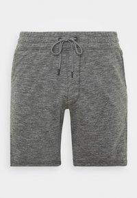 Jack & Jones - Shorts - black/melange - 0